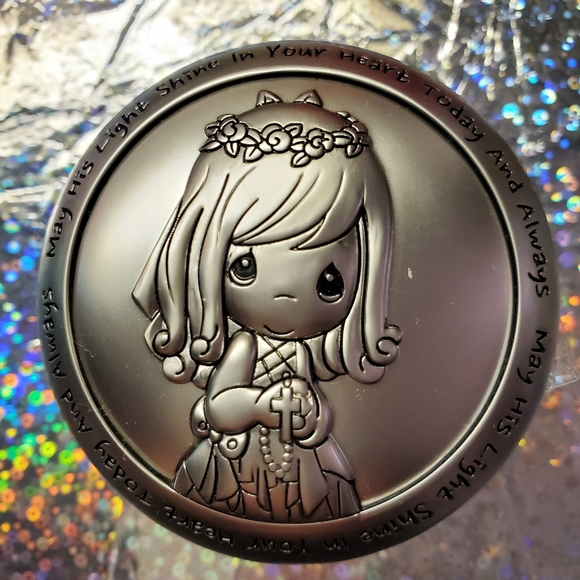 Precious Moments Other - Little girls gift for communion 😇😇